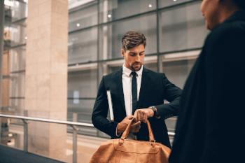 Business Reisetasche, Messenger Bag