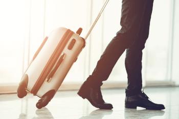 Business & Piloten Koffer Reisegepäckrechner